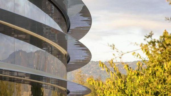 مبنى شركة أبل الجديد