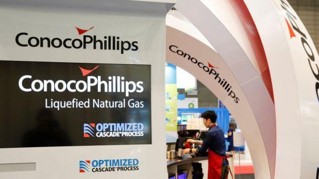 Centro de tecnología de ConocoPhillips