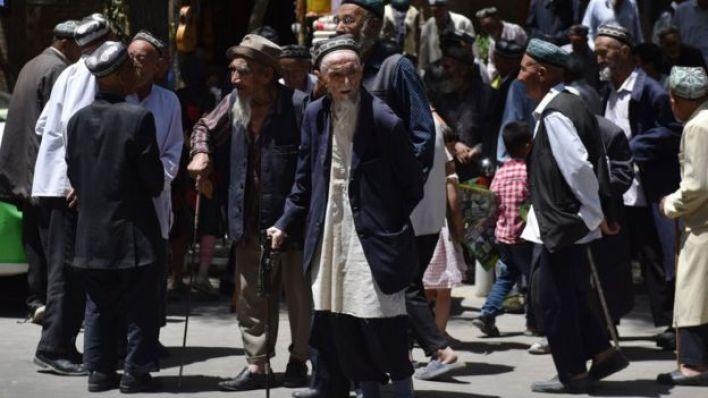 مسلمو الإيغور يمثلون أغلبية الأقليات في شينغيانغ