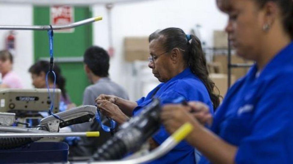 Trabalhadoras mexicanas