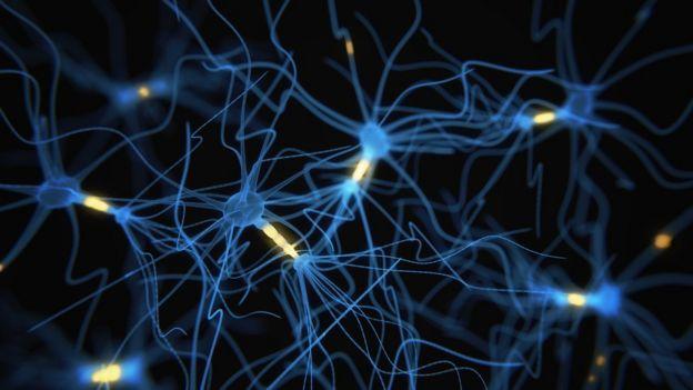 Ilustração de representação neural
