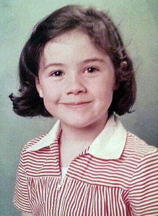 Sarah Thomas em foto de 1984