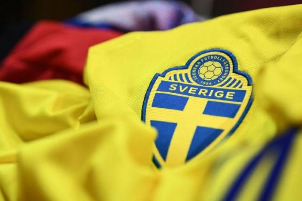 Camiseta de Suecia