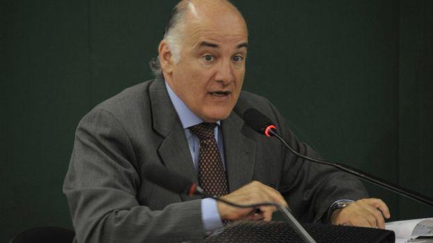 Marcelo Itagiba, delegado aposentado da Polícia Federal