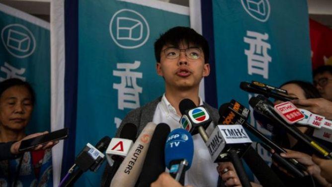 Joshua Wong nói bà Carrie Lam 'phải từ chức' hôm 17/6