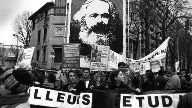 Protesto da França