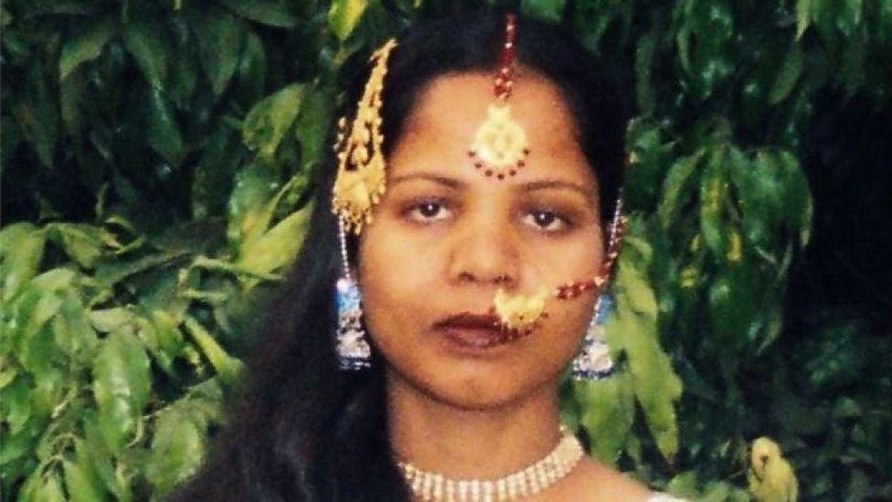 Asia Bibi, cristã acusa de blasfêmia no Paquistão