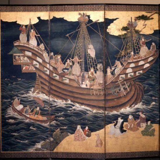 Barco portugués