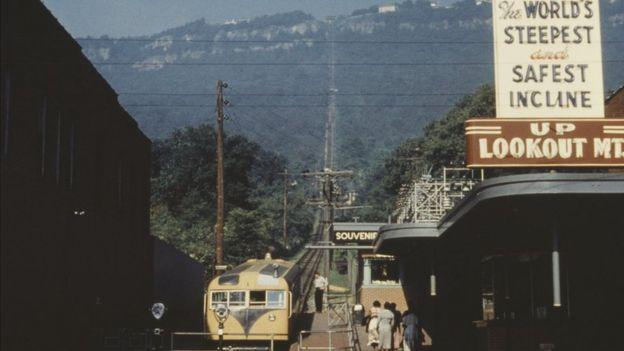 Chattanooga en 1960
