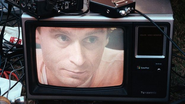Ted Bundy on TV
