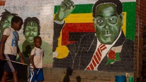 Robert Mugabe a dirigé le Zimbabwe pendant 37 ans après l'indépendance du pays en 1980.