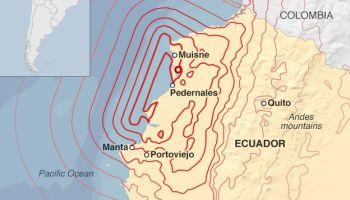 ecuador earthquake aid agencies step up efforts