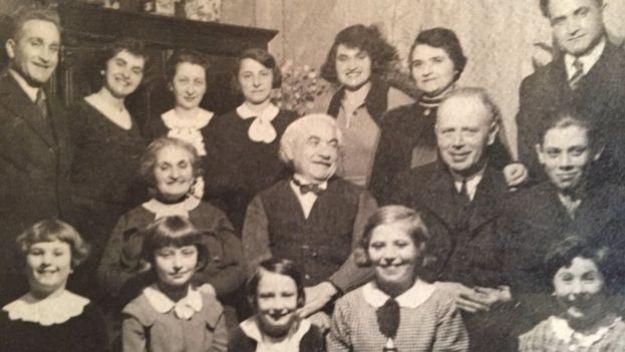 Семья Ружичковой