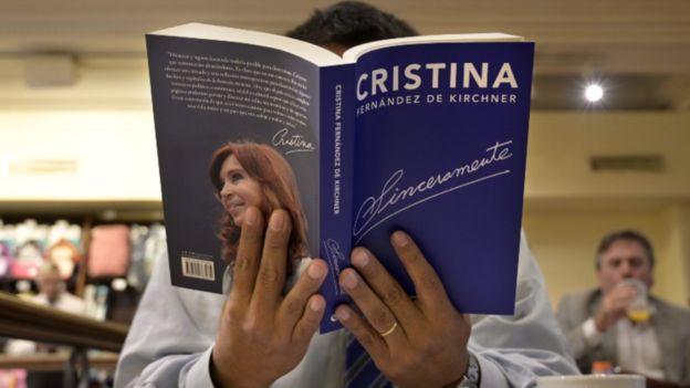 Libro CFK