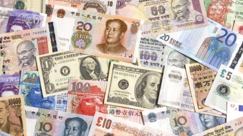 Farklı ülkelerin paraları