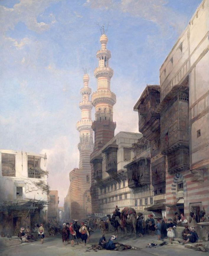 بوابة المتولي في القاهرة