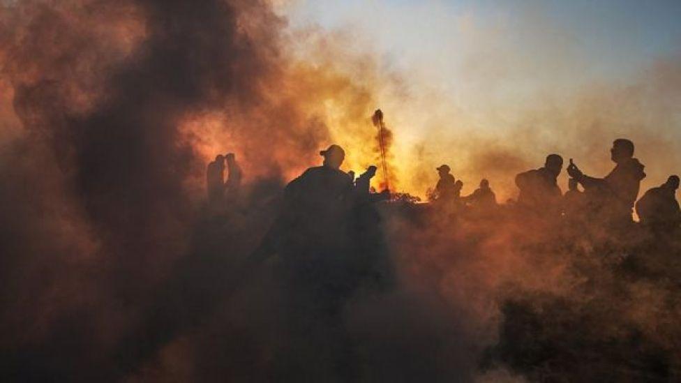 இஸ்ரேல் ஆக்கிரமிப்பு பாலத்தீன பகுதியில் நடைபெறும் போர் குற்றங்கள்
