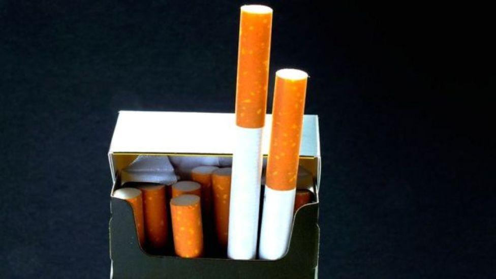 Baakad sigaar