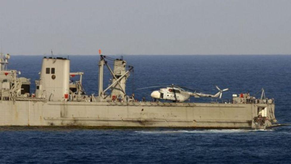 La Secretaría de Marina no logra frenar el robo a plataformas petroleras.