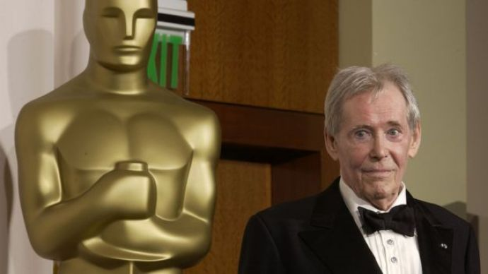 Peter O'Toole at the Oscars