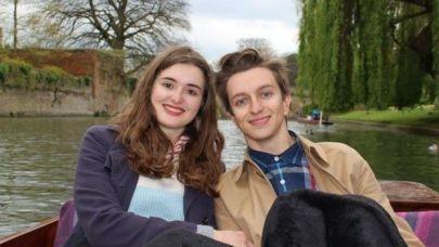 Alicia Powell and boyfriend