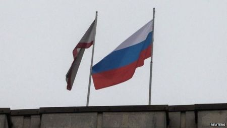 Russia-Crimea Sentences Woman to 12 Years in Prison for Spying on Behalf of Ukraine