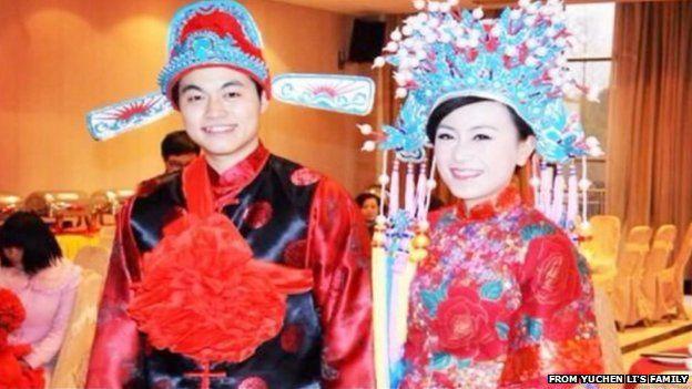 Yuchen Li estudió en el Churchill College. Su esposa, que no estaba en el vuelo, todavía está estudiando allí.