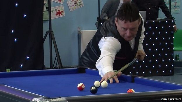 Jimmy White at UKIP event