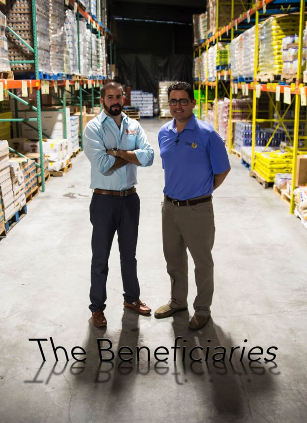 The owners of Titan Products in Orlando