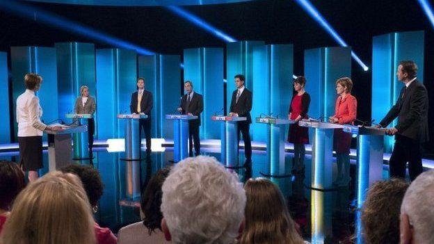 leaders' election debates