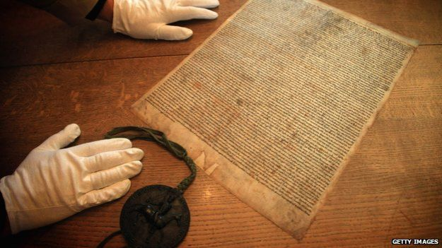 Salisbury's Magna Carta