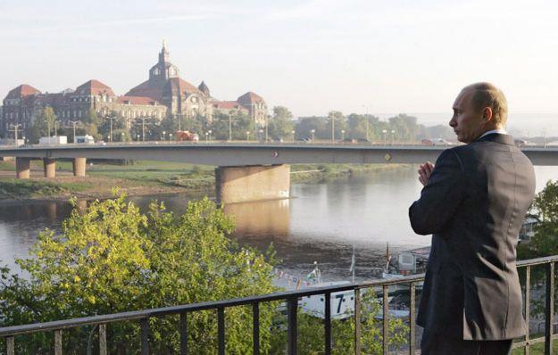 Putin in Dresden in 2006