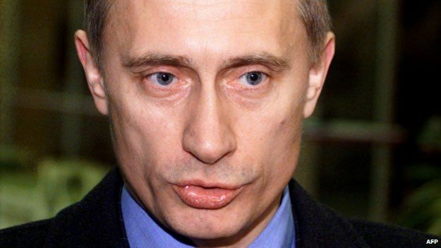 Vladimir Putin in 1999