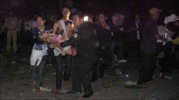 Фото: трагедия на Бриллиантовом острове Пномпеня - BBC ...