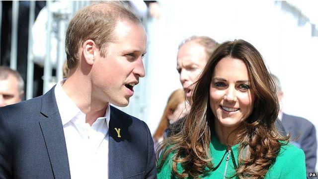 劍橋公爵夫人凱特因懷孕取消馬耳他之行 - BBC 英倫網