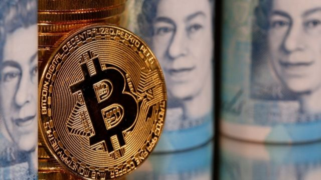 Bitcoin has increased in value over the past year