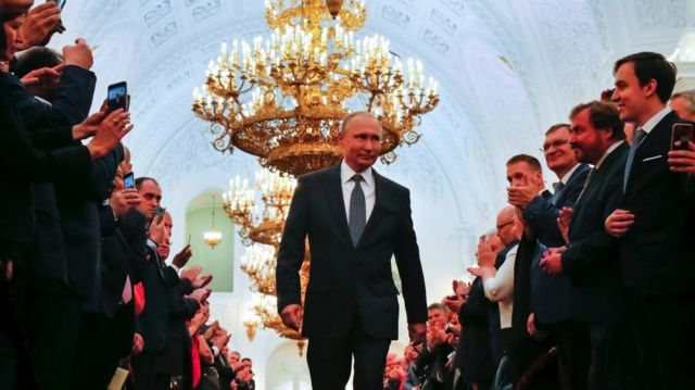 Viladmir Putin