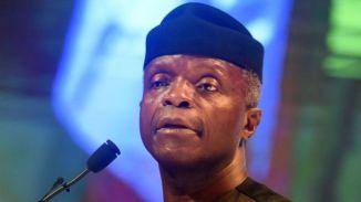 Nigeria Vice President, Professor Yemi Osinbajo neva declare interest to be President for 2023