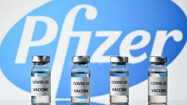 Resultado de imagen de pfizer vacuna