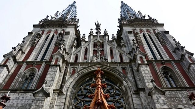 Костел Святого Миколая у Києві