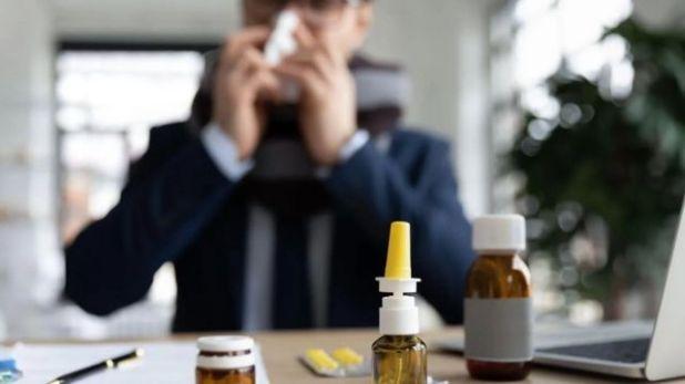الكشف عن العلامات المبكرة للمرض قد يساعد الشركات في منع انتشار المرض في موسم الإنفلونزا