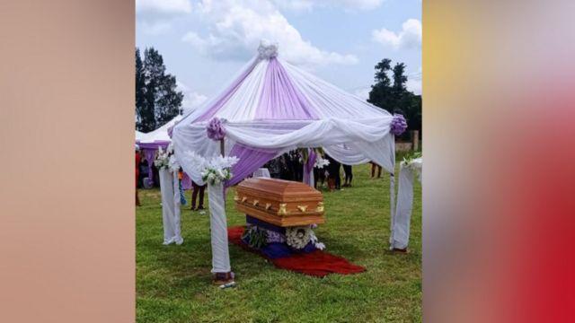 Ada Jesus burial