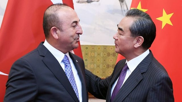 Mevlüt Çavuşoğlu ve Vang Yi