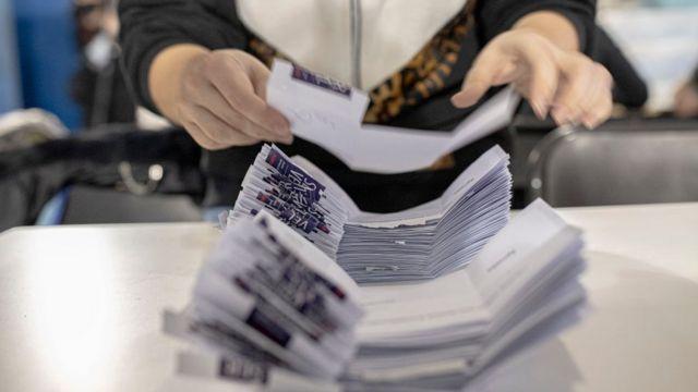 Elección de constituyentes chile