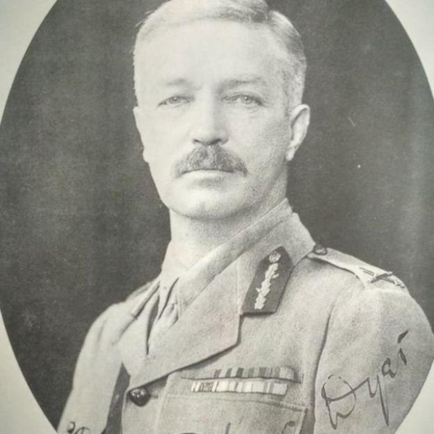 پنجاب کے سابق لیفٹیننٹ گورنر مائیکل او ڈائر