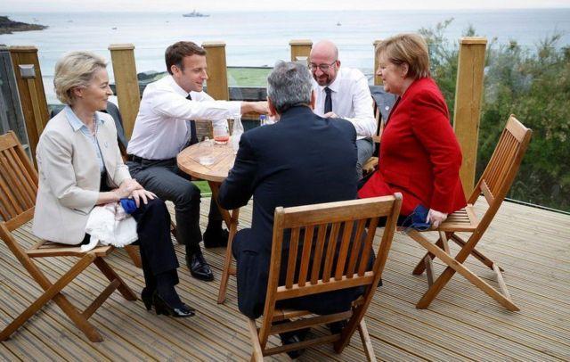 Meet some European leaders