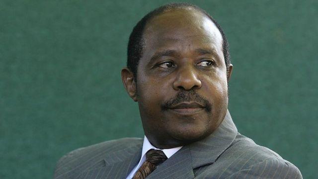 Paul Rusesabagina ukuriye umutwe wa FLN avuga ko 'utaciwe intege' n'ifatwa  rya Major Callixte Sankara - BBC News Gahuza