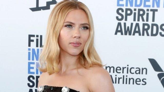 Scarlett Johansson sues Disney for showing 'Black Widow'