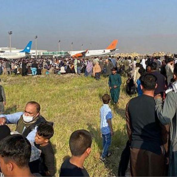 فرودگاه کابل
