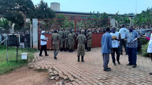 Uganda Election Day 2021: Voting for Ugandan presidential election day inside total internet shutdown
